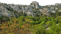 alpilles walking holiday france